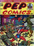Pep Comics (1940) 35