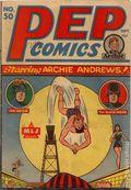 Pep Comics (1940) 50