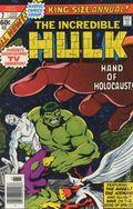 Incredible Hulk (1962-1999 1st Series) Annual 7