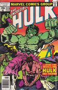 Incredible Hulk (1962-1999 1st Series) 223