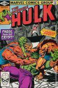 Incredible Hulk (1962-1999 1st Series) 257