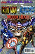 Iron Man Captain America 1998 Annual 1