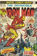 Iron Man (1968 1st Series) 65