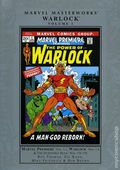 Marvel Masterworks Warlock HC (2007) 1-1ST