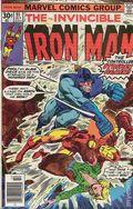 Iron Man (1968 1st Series) 91