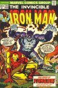 Iron Man (1968 1st Series) 56