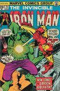 Iron Man (1968 1st Series) 76