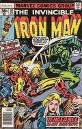 Iron Man (1968 1st Series) 97