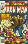 Iron Man Comic Books Issue 101