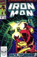 Iron Man (1968 1st Series) 259