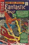 Fantastic Four (1961 1st Series) Annual 4