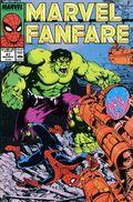Marvel Fanfare (1982 1st Series) 47
