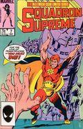Squadron Supreme (1985 1st Series) 7