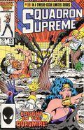 Squadron Supreme (1985 1st Series) 10