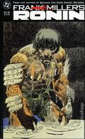Ronin TPB (1987 DC) 1st Edition By Frank Miller 1-1ST