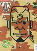 2000 AD (1977 IPC/Fleetway/Rebellion) UK 722