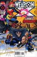 Weapon X (1995 1st Series) 1