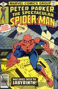 Spectacular Spider-Man (1976 1st Series) 35
