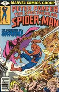 Spectacular Spider-Man (1976 1st Series) 36