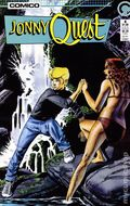 Jonny Quest (1986 Comico) 4