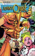 Jonny Quest (1986 Comico) 17