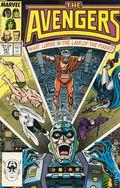Avengers (1963 1st Series) 287