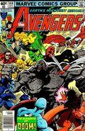 Avengers (1963 1st Series) 188