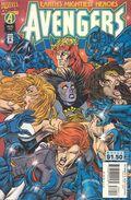Avengers (1963 1st Series) 389