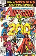 Avengers (1963 1st Series) 200