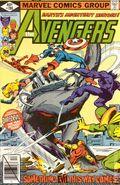 Avengers (1963 1st Series) 190