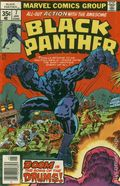 Black Panther (1977 Marvel 1st Series) 7