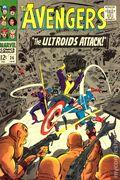 Avengers (1963 1st Series) 36