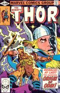 Thor (1962-1996 1st Series Journey Into Mystery) 294