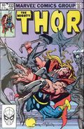Thor (1962-1996 1st Series Journey Into Mystery) 332