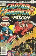Captain America (1968 1st Series) 201