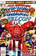 Captain America (1968 1st Series) 208