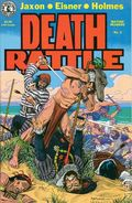 Death Rattle (1985 2nd Series) 2