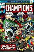 Champions (1975-1978 Marvel 1st Series) 3