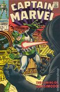 Captain Marvel (1968 1st Series Marvel) 7
