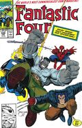 Fantastic Four (1961 1st Series) 348
