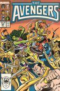 Avengers (1963 1st Series) 283
