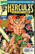 Hercules Heart of Chaos (1997 Marvel) 1