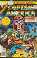 Captain America (1968 1st Series) Annual 4