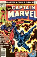 Captain Marvel (1968 1st Series Marvel) 53