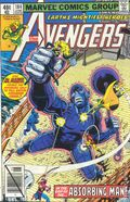 Avengers (1963 1st Series) 184