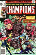 Champions (1975-1978 Marvel 1st Series) 17