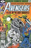 Avengers (1963 1st Series) 191