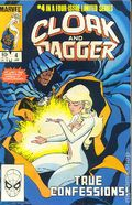 Cloak and Dagger (1983 Marvel 1st Series) 4