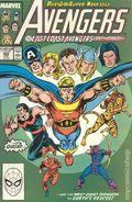 Avengers (1963 1st Series) 302