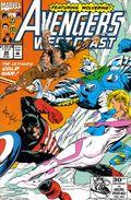Avengers West Coast (1985) 88